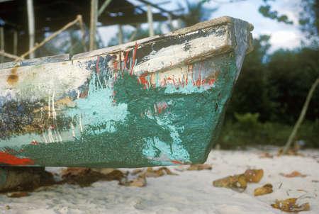 ネグリル、ジャマイカのボート ・ ピープル獨 報道画像