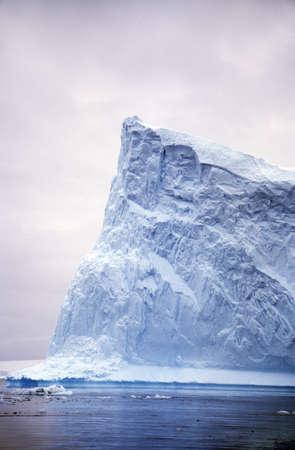 Iceberg in Paradise Harbor, Antarctica