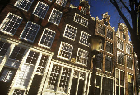abodes: Buildings in Amsterdam, Holland