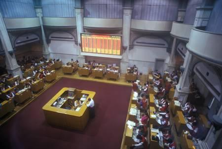 중화 인민 공화국 상하이 증권 거래소
