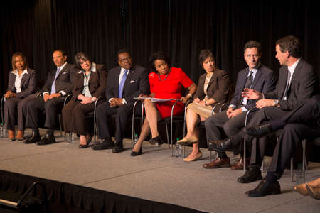 Newseum panel for Martin Luther King 50th Anniversary,  No Lie Can Live Forever, Washington, D.C. aired C-SPAN TV  Editorial
