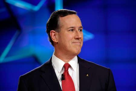 rick: LAS VEGAS, NV, Dec 15, 2015, Republican presidential candidate former US Senator Rick Santorum during the CNN presidential debate at The Venetian Las Vegas