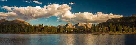 SEPTEMBER 18, 2018 - COLORADO, USA, Molas Lake, South of Silverton, Route 550