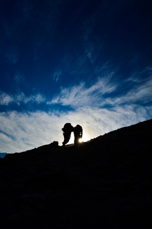 friends that trek and success together is a real friend