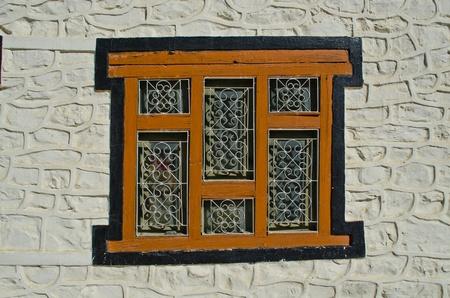 Nepali style windows in Nepal