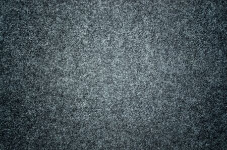 texture of grey cotton carpet photo