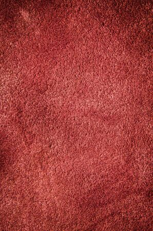 texture of red leather use for background photo