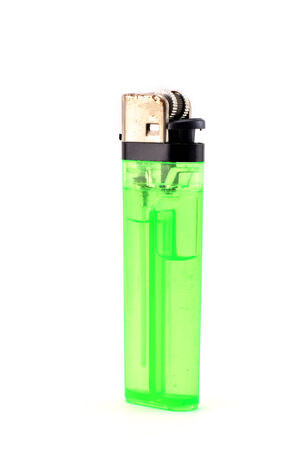 lighter isolated on white background Stock Photo - 29542887