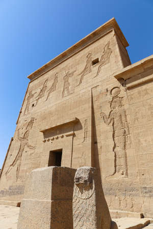 Temple of Philae Egypt
