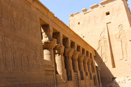 Temple of Philae Egypt