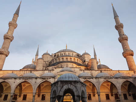 May 10, 2017 Istanbul: The Blue Mosque is an historical mosque in Istanbul.