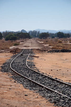 nabatean: abandoned railway station of Hejaz Railway from Damascus to Saudi Arabia