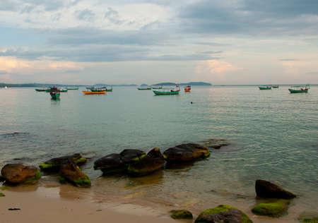 cambodia: Beach in Sihanoukville Cambodia