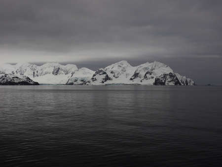 weddell: Elephant Island where Shackleton landed during his expedition in Antarctica