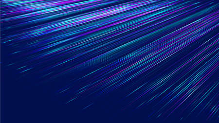 Light speed move vector background. Dynamic motion trail. Speed trail movement. Furious motion minimal vector background. 矢量图像
