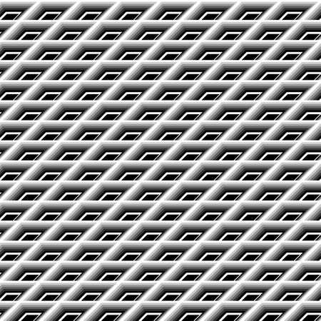 parallelogram: Dise�o geom�trico sin fisuras. Arte del vector Vectores