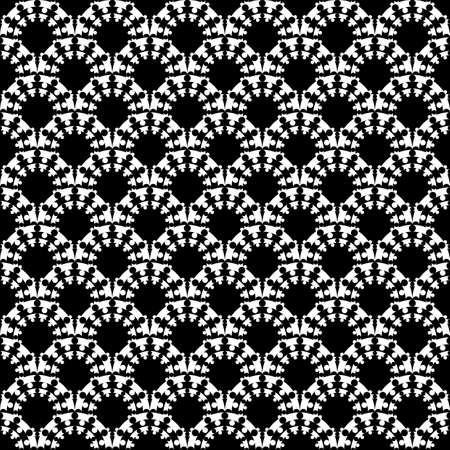 uncolored: Dise�o sin costuras sin color de fondo decorativo enrejado diagonal. Arte del vector