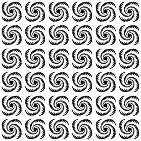 uncolored: Dise�ar el modelo de onda sin color sin fisuras. Vector art