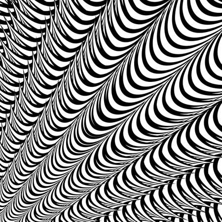 motley: Design abstract striped lines background