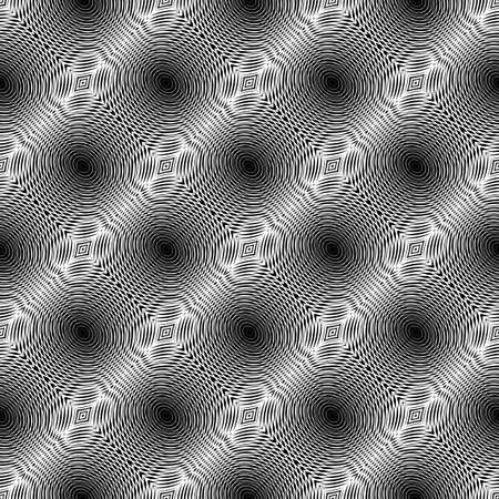 speckled: Abstract circular geometric textured background
