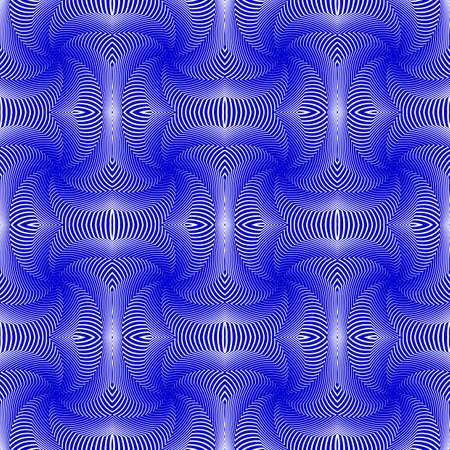 decorative lines: Dise�o colorido patr�n de movimiento remolino sin fisuras. L�neas decorativas con textura abstracta de fondo. Vector art Vectores