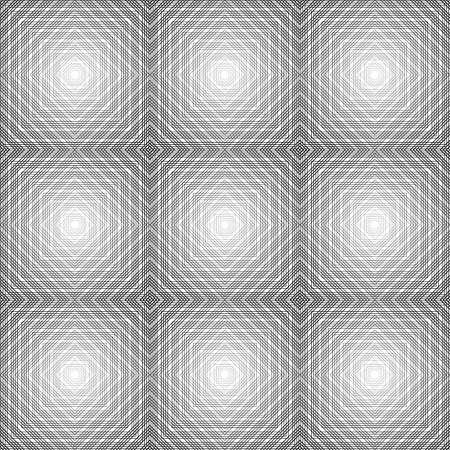 latticed: Design seamless diamond trellis pattern. Abstract geometric monochrome background.