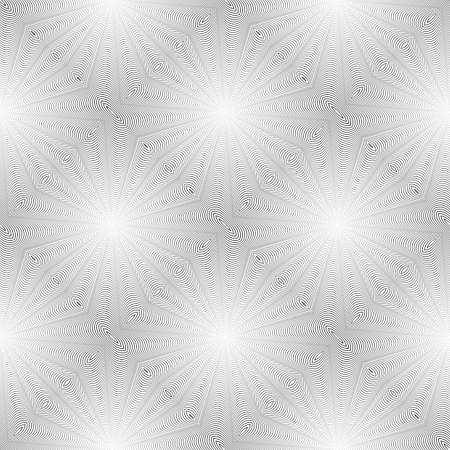 speckled: Design seamless diamond striped pattern. Abstract geometric monochrome background. Speckled texture.