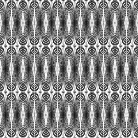 speckled: Design seamless monochrome decorative pattern. Abstract lacy background. Speckled texture. Vector art Illustration