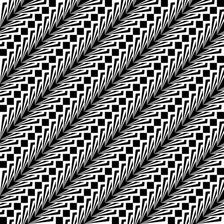 latticed: Design seamless trellis geometric diagonal pattern. Abstract textile textured background. Vector art