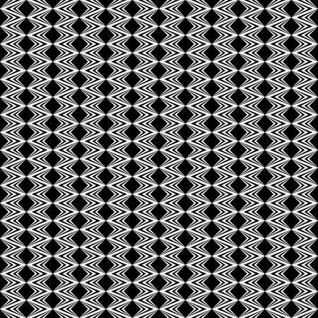 latticed: Design seamless diamond geometric zigzag pattern.