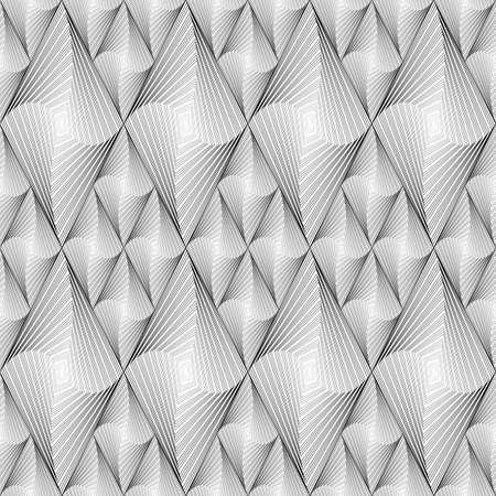 Design seamless diamond geometric pattern.