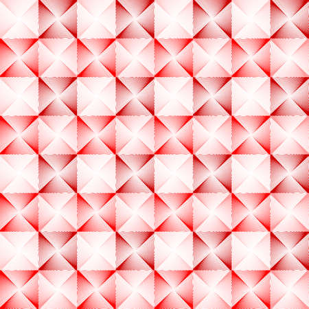 Design seamless colorful geometric pattern. Abstract diamond interlacing textured background. Vector art