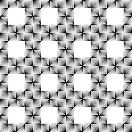 checked: Design seamless square grid pattern.  Illustration