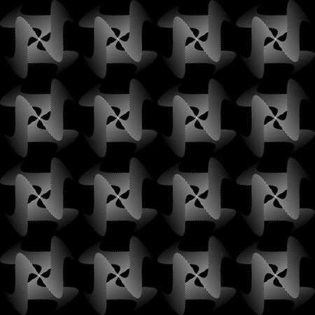 Design seamless strip geometric pattern.