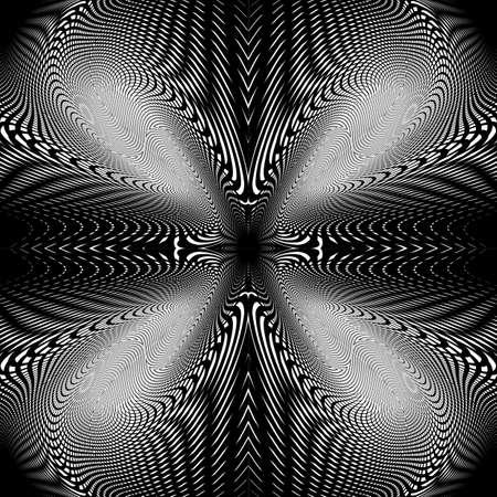 uncolored: Dise�ar enrejado sin color de fondo entrelazado. Rejilla decorativa abstracta con textura de fondo. Ilustraci�n vectorial de �ltima generaci�n. No degradado