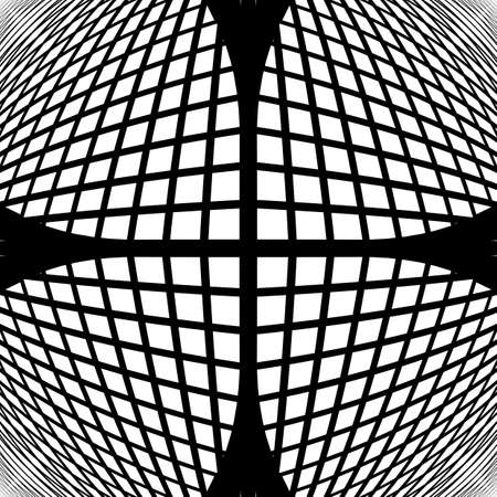checkered volume: Design monochrome checked geometric pattern. Abstract grid textured background. Vector art