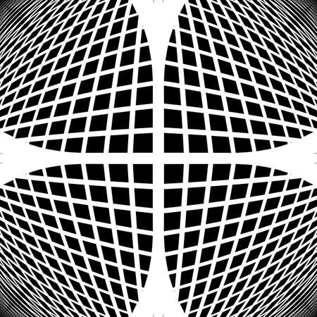 checkered volume: Design monochrome checked geometric pattern. Abstract grid textured background. Vector art. No gradient