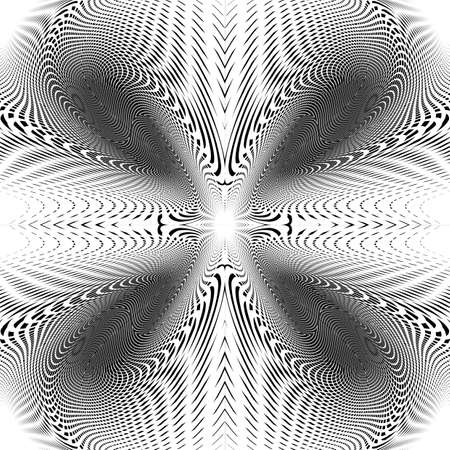 trellis: Design uncolored trellis interlaced background. Abstract decorative grid textured backdrop. Vector-art illustration. No gradient