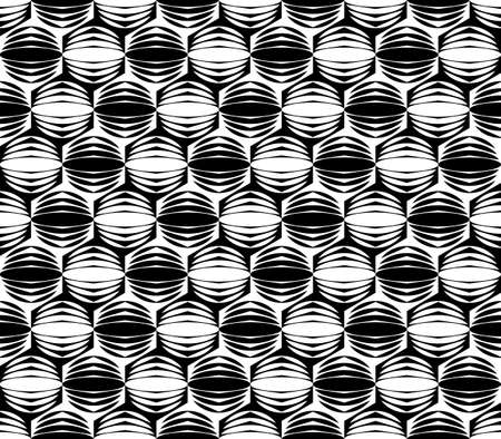 lattice: Design seamless monochrome diagonal pattern. Abstract lattice background. Vector art