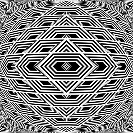 parallelogram: Design seamless geometric background. Abstract textured backdrop. Vector-art illustration Illustration
