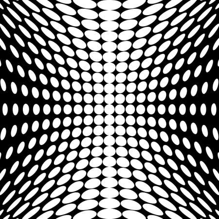 no gradient: Design monochrome dots background. Abstract backdrop. Vector-art illustration. No gradient