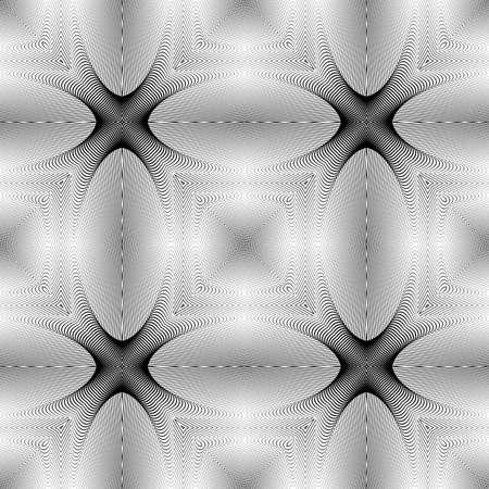 elipse: Dise�o modelo elipse monocromo transparente. Fondo geom�trico abstracto. Vector el arte. No degradado Vectores