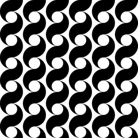 vertical: Diseño monocromático agitando patrón transparente. Fondo vertical abstracto. arte del vector