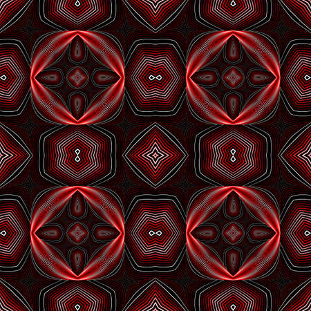 claret: Design seamless colorful decorative pattern. Abstract grid textured background. Vector art. No gradient
