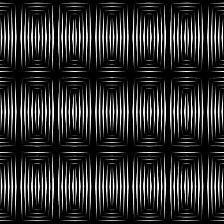 zigzag: Design seamless monochrome pattern. Abstract zigzag background. Vector art. No gradient