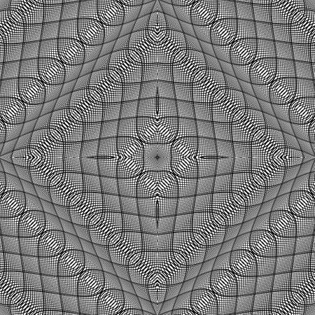 Design lacy pattern. Illustration