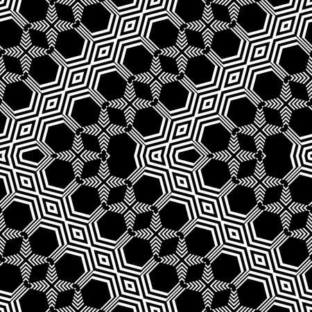 Zigzag pattern illustration.