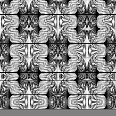 Decorative Abstract lines textured pattern design template.