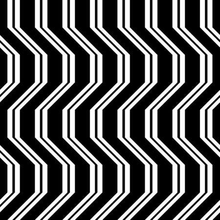Zigzag abstract pattern.