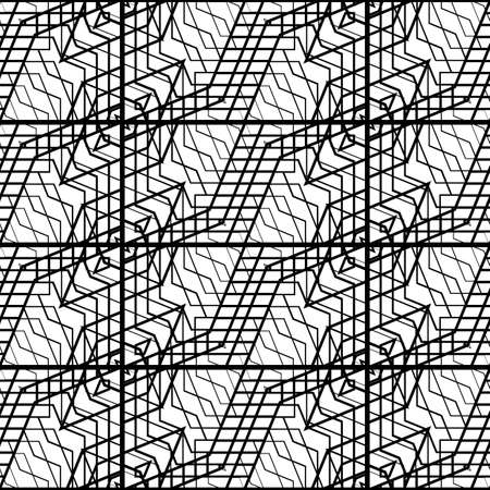 No gradient grating pattern design with abstract lines textured backdrop